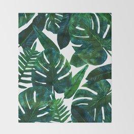 Perceptive Dream || #society6 #tropical #buyart Throw Blanket