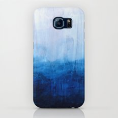 All good things are wild and free - Ocean Ombre Painting Galaxy S8 Slim Case