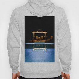 A Swim At Midnight Hoody