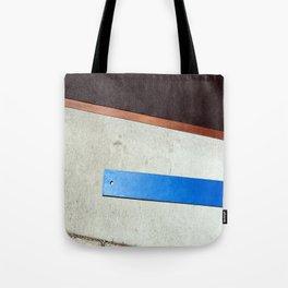On The Sidewalk, City Sidewalk Tote Bag