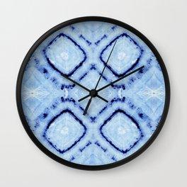 Tie-Dye Dia Sky Wall Clock