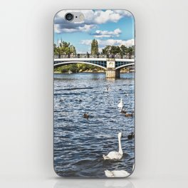 Windsor Town Bridge iPhone Skin