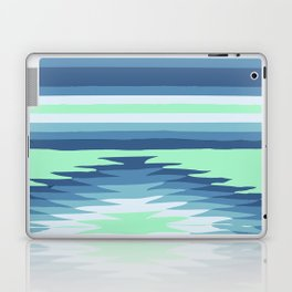 MINT SURF GIRL Laptop & iPad Skin