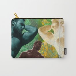 The Groom Stripped Bare by His Bachelors, Even (It's Complicated) Carry-All Pouch
