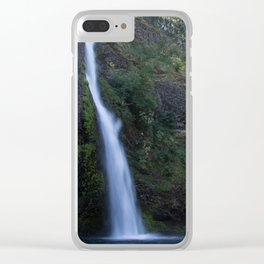 Horsetail Falls Clear iPhone Case