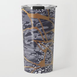 Kintsugi # 1 Travel Mug
