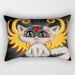 Cat Fairy Rectangular Pillow