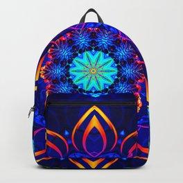 Verona Flower Mandala Backpack