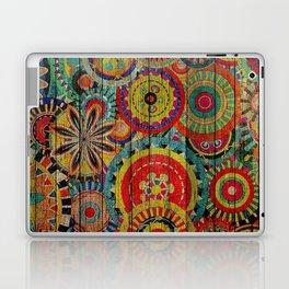 Kashmir on Wood 01 Laptop & iPad Skin