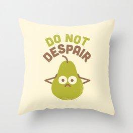 A Fruitful Admonition Throw Pillow