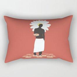 The Pie Maker Rectangular Pillow