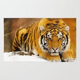 Siberian Tiger Rug