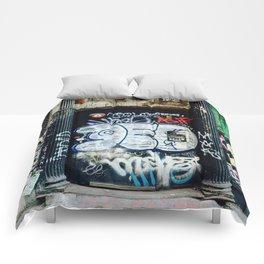 Graffiti NYC Comforters