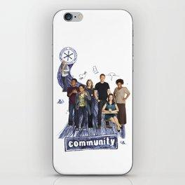 Community iPhone Skin