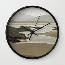 Shannon River Wall Clock