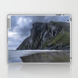 Amazing beach Laptop & iPad Skin