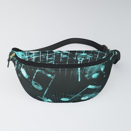 Musical Atmosphere 6 Fanny Pack