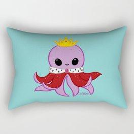 King Mantle, the Benevolent Rectangular Pillow
