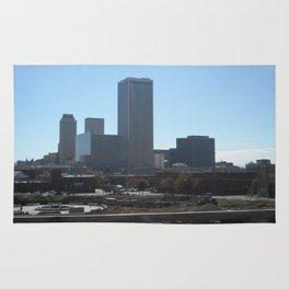 Downtown Tulsa Rug