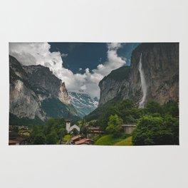 Lauterbrunnen Valley Rug