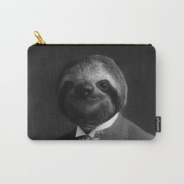 Gentleman Sloth 8# Carry-All Pouch