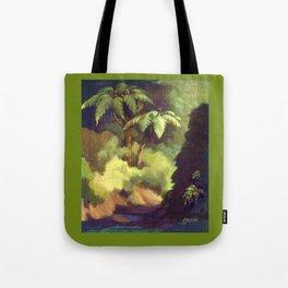 Fern Gully Tote Bag