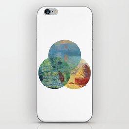 monet iPhone Skin