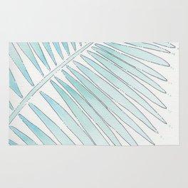 Tropical Fringe Rug