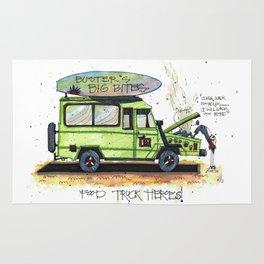 Food Truck Heroes Rug