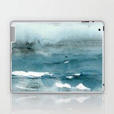 dissolving blues Laptop & iPad Skin