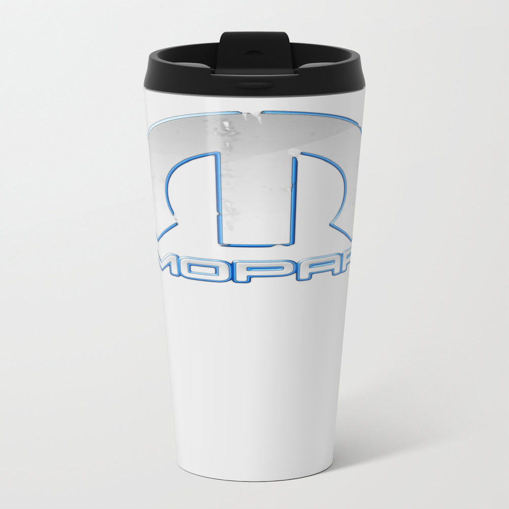 Mopar Metal Travel Mug by Thadesign MTM8949500