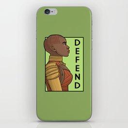 Defend iPhone Skin