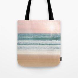 Sand, Sea, and Sky Tote Bag