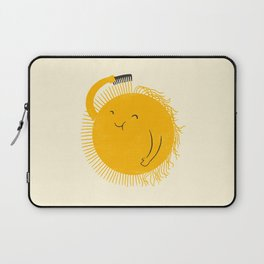 Here comes the sun Laptop Sleeve