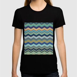 Colorful Wave II T-shirt