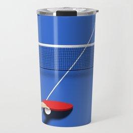Ping Pong Travel Mug