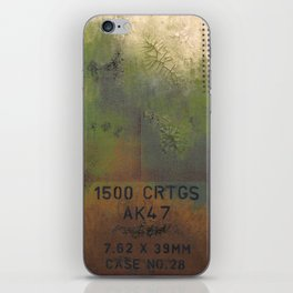 AK47 iPhone Skin