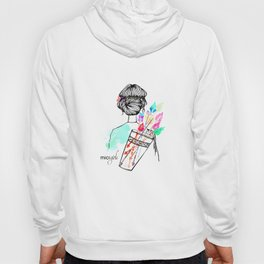 MICI Girls March issue 2016 Hoody
