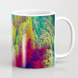 Daily Render #2: Pixel Storm Coffee Mug