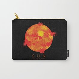 Leo - Ruling Planet Sun Carry-All Pouch