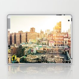 New York City Graffiti Laptop & iPad Skin