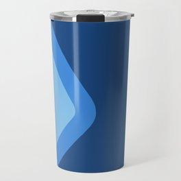 Epcot Blueberry Wall Travel Mug
