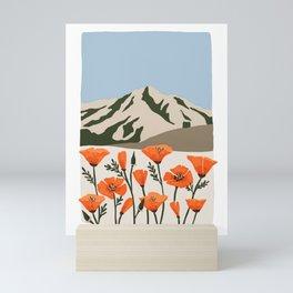 Marin County Print Mini Art Print