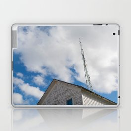 tower to the sky Laptop & iPad Skin