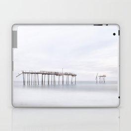 Frisco Pier (color) Laptop & iPad Skin