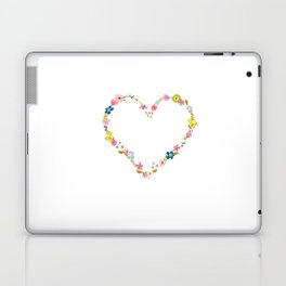 FLOWERPOWER LOVE! Laptop & iPad Skin