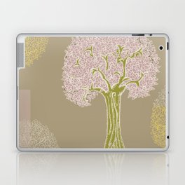 Tree of Life Colorblock Laptop & iPad Skin