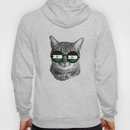 Funny Cat T Shirt - Western Sahara Hoody