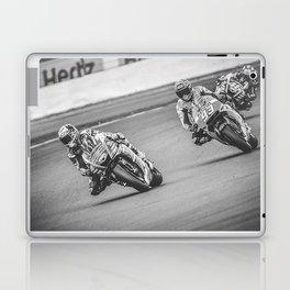 Jorge Lorenzo / Marc Marquez / Valentino Rossi Laptop & iPad Skin