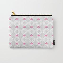 Lotusflowerdiamond Carry-All Pouch